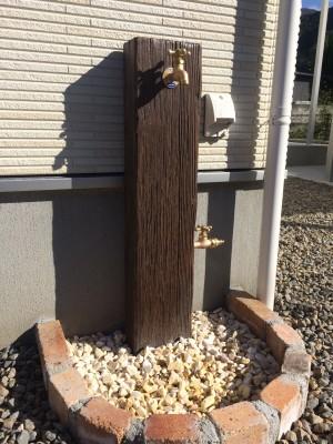立水栓ユニット